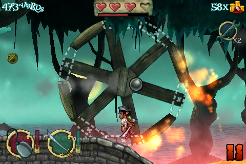 Screenshot Wheeler's Treasure